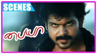 Paiya Tamil Movie Scene   Karthi fights with Rowdies   Tamannaah   Linguswamy