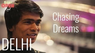 Open Road India - 10 - Raj Kumar Tiwari 'Chasing Dreams' (Delhi)