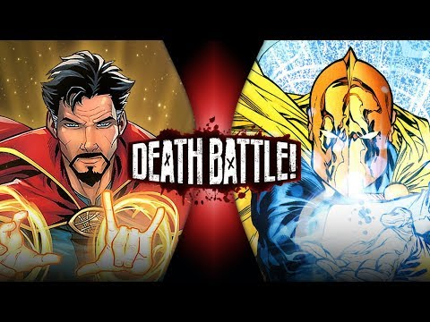 Xxx Mp4 Doctor Strange VS Doctor Fate Marvel VS DC DEATH BATTLE 3gp Sex
