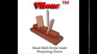 Vhone Dental Instrument Sharpener Sample Video