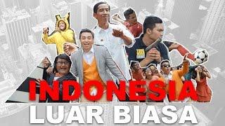1 Lagu,10 Berita Terbaik 2016, Indonesia Luar Biasa!