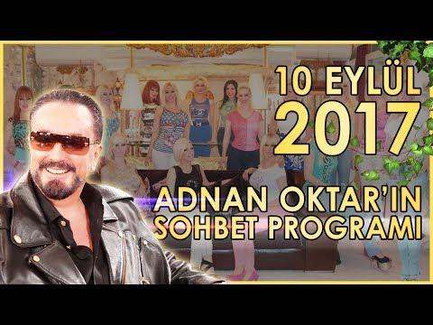 Adnan Oktar'ın Sohbet Programı 10 Eylül 2017