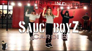 Cardi B - Sauce Boyz Choreography (Millennium Class) | by Mikey DellaVella