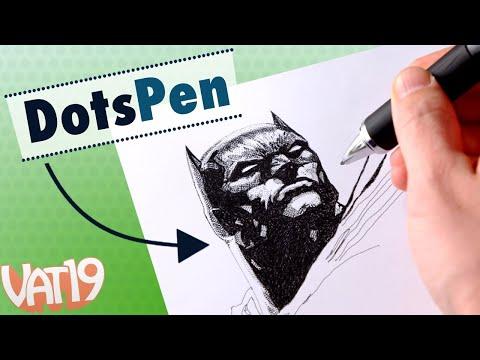 DotsPen Electric Pen Awesome Art
