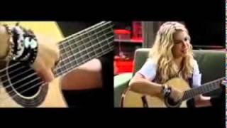 Roberta Messi cantando Medo de Amar