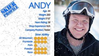Andy's Review-Atomic Blackeye TI ARC Skis 2016-Skis.com