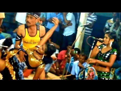 Xxx Mp4 Karakattam தஞ்சை குட்டி சித்ரா Sings Song Dance Tamil Nadu June 2017 HD 720p 3gp Sex