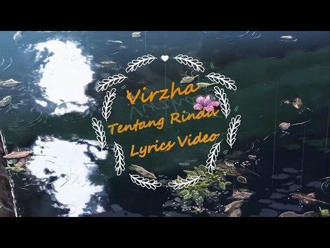 Virzha - Tentang Rindu (Lyrics Video)