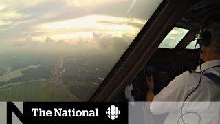 How a tired Air Canada pilot narrowly avoided a massive plane crash
