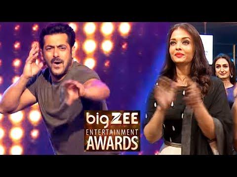 Xxx Mp4 Aishwarya Rai Cheers Salman Khan During Performance Big Zee Entertainment Awards 2017 3gp Sex