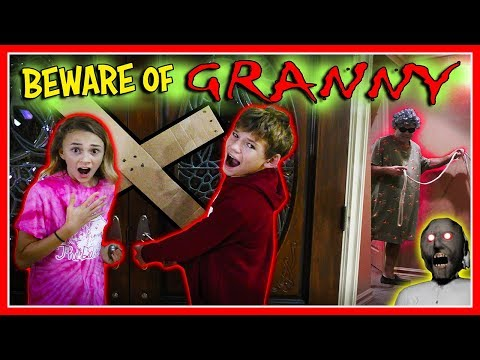 Xxx Mp4 GRANNY GAME IN REAL LIFE We Are The Davises 3gp Sex