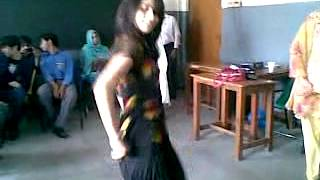 Rajuk high school girl dance collect by MINDFUL