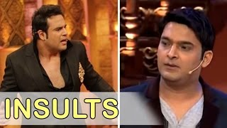 Krishna Shocking Insults Kapil Sharma And The Kapil Sharma Show! Newsadda