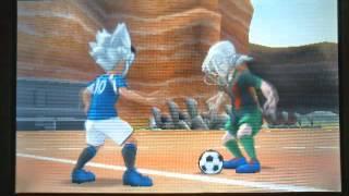 Inazuma eleven go 2 neppu team kariya vs ogre lvl 99 part 1