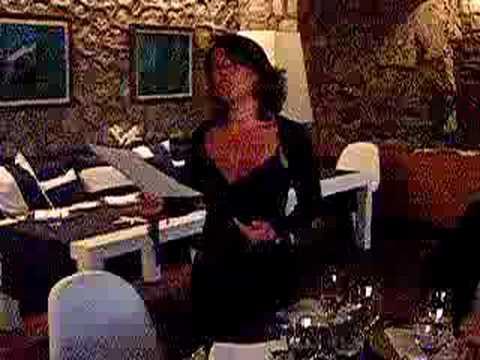 Declamazione di Michela Guadagno a Capo La Gala