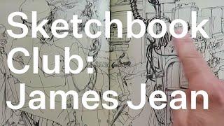 Sketchbook Club 7: James Jean