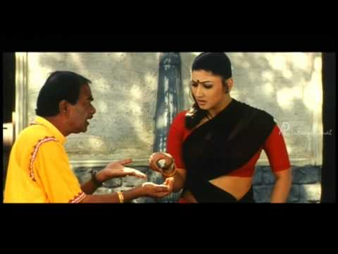 Nijam Tamil Movie - Old man tricks a young girl