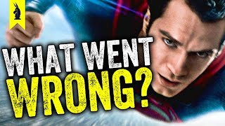 Man of Steel (Superman): What Went Wrong? – Wisecrack Edition