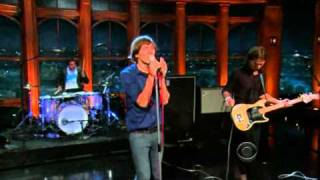 Phoenix - Girlfriend (The Late Late Show with Craig Ferguson)