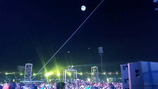Arijit Singh concert at Sardar Patel Stadium, Ahmedabad 24th Dec 2016