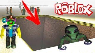 ЛУЧШЕ НЕ ПРЫГАТЬ В ЭТУ ЯМУ!!! Выживание мульт героя Roblox в ЗОНЕ 51 Видео для детей от Cool GAMES