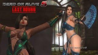 Dead Or Alive 5 Last Round Mai Shiranui vs Lisa PC Mod