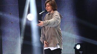 Ştefan Căpraru a.k.a Oscar - medley din melodiile proprii