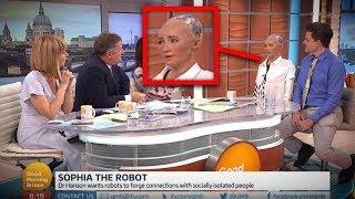 6 Cosas Mas Aterradoras Dichas Por ROBOTS