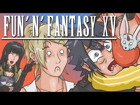 Xxx Mp4 FUN N FANTASY XV Final Fantasy XV Cartoon Parody 3gp Sex