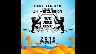 Paul Van Dyk For An Angel 2016 remix UHPercussion