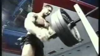 Dave Batista Workout