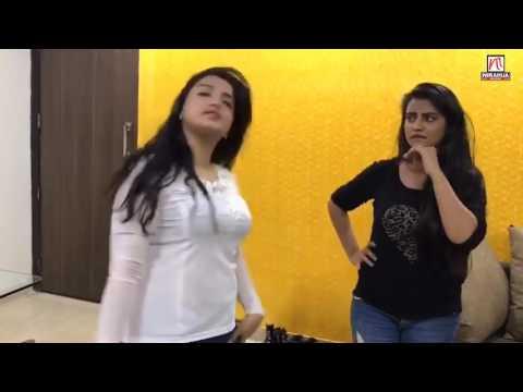 Holi Mein Chuve Lagal Gagri   Aamrapali Dubey, Akshara Singh   Making Holi 2017   YouTube