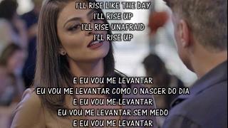 Totalmente Demais / Andra Day - Rise Up (Letra e Tradução)