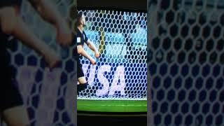 الهدف الثالث لمنتخب كرواتيا على الارجنتين وانتهاء وقت المباراة