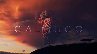 CALBUCO   4K/UHD volcanic eruption