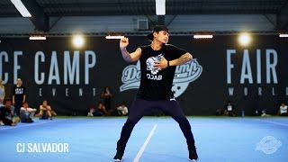 ★ CJ Salvador ★ ASAP ★ Fair Play Dance Camp 2015 ★