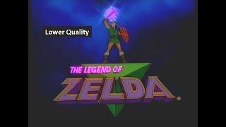 The Legend Of Zelda Cartoon - Opening Theme