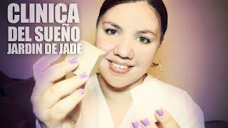 ROLE PLAY CLINICA DEL SUEÑO con Jardin Jade ASMR ESPAÑOL