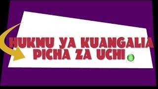 HUKMU YA KUANGALIA VIDEO/PICHA  ZA UCHI(NGONO)       SHYKHU SWAALEH ALFAUZAANI ALLAH AMUHIFADHI