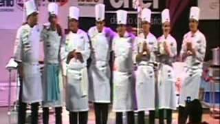 Producciones Anngar presenta Latin Chef MPG