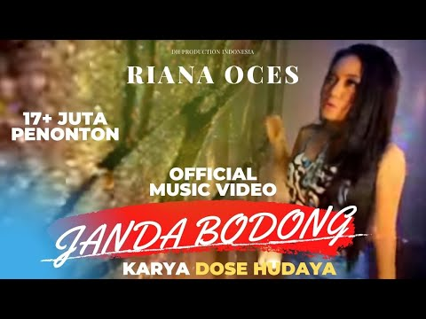 Riana Oces - Janda Bodong (Official Video Clip)