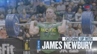 The Pacific Team: James Newbury