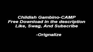 Childish Gabino-CAMP Free Download