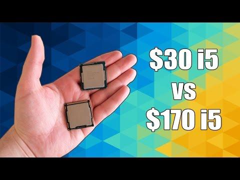 30 Core i5 Vs 170 Core i5