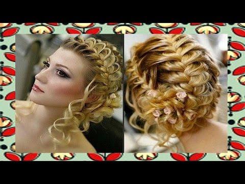 Плетения на длинные волосы мастер класс