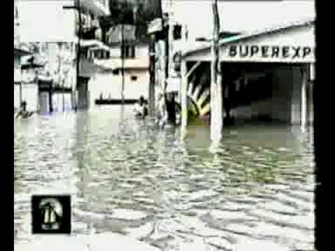 Inundacion de tuxpan veracruz mèxico parte II