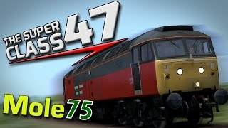 MOLE75 RACING RETURNS! The Super Class 47 Showdown! | TS2016
