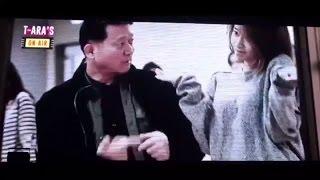 T-ARA REAL Dance Rehearsal Guangzhou 131221