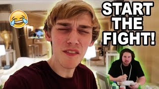 How the Logan Boxing Match Should Have Went! (HE DID IT)