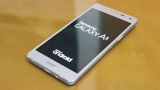 Samsung Galaxy A5 - recenzja, Mobzilla odc. 192